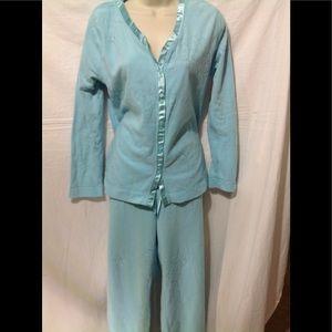 Women's size Medium comfy fleece pajamas